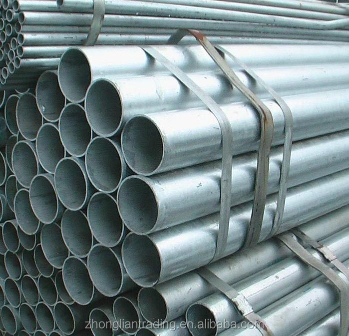 Hollow Section/Black Mild/Galvanized/Rectangular Steel