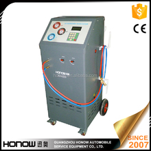 Automatic Air Condition Service Station, AC Recycle and Vacuum Recharge R134a Equipment HO-L500