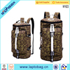 Outdoor Travel Sports Backpack and Hand Carry Style Canvas Duffel Bag