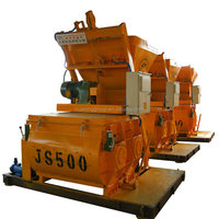 High Efficiency Electric China Concrete Blender/Mixer in Cambodia
