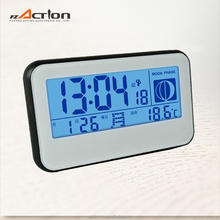 Fast Production Best Quality Japanese Frameless Clock Movement with DCF-77 radio controlled