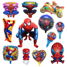 Hot Selling hero foil balloons Hunting balloon birthday party kids gifts toys globos Hero balloon