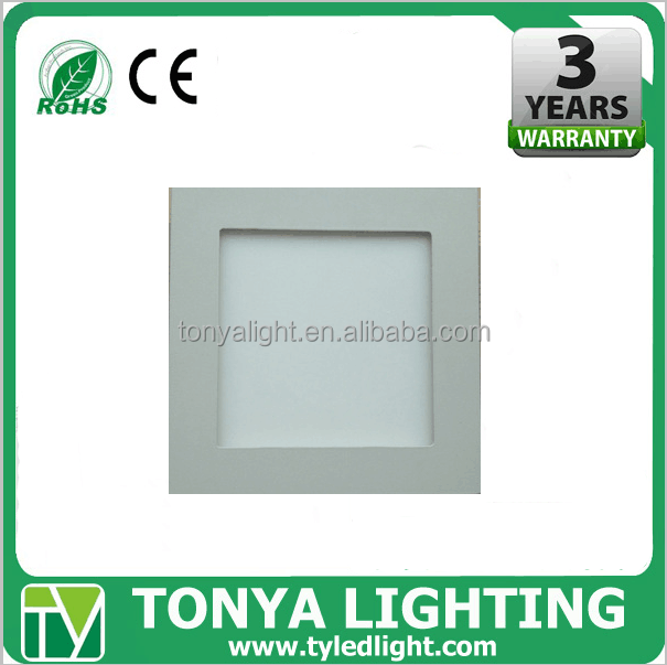most competitive price shenzhen factory design 9mm 10mm thickness ultra thin led panel light 6060 3030 square panel light