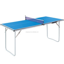 Tournament Table Tennis Folding Full Size Foldaway Indoor Outdoor Tennis Table