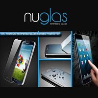 NUGLAS durable new products frosted screen protector for ipad air