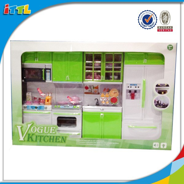 Latest Fashion Kitchen Set Toy For Children 2-6 Years Old