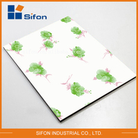 2015 Best Quality Cheap Plastic Lightweight Partition Wall Panel