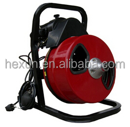 High quality both indoor and outdoor pipe drain cleaner AU50 with CE