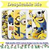 The Best Selling Despicable Me Design Slim Shell Case For Samsung galaxy s4 s5 s6 edge s7 edge phone cover