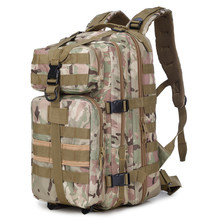 35L Men Outdoor Sports Hiking Camping <strong>Backpack</strong> 3P Assault Military Tactical Molle Bag