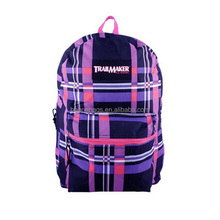 Girls Colorful Canvas School Travel Sports Outdoor Backpack Campus Bag