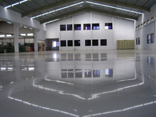 Maydos self-leveling impact resistance epoxy flooring for confectionary plant floor