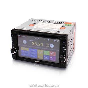 Universal Car Audio with 3G//RDS/USB/SD 6.2inch 2din for most cars
