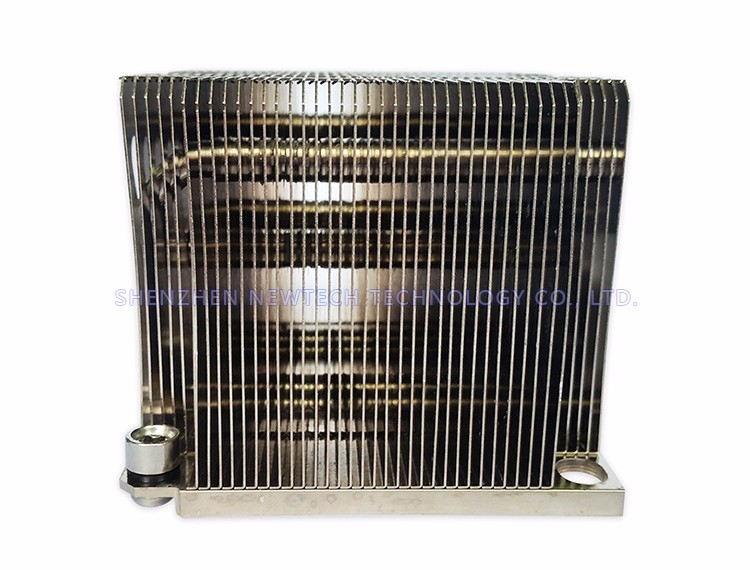 Wholesale new 2U narrow high performance LGA 3647(Socket P) aluminum heat sink and heatpipe