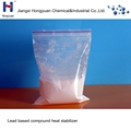 Lead salt Lead based compound heat stabilizer is Specifically for the PVC Profile
