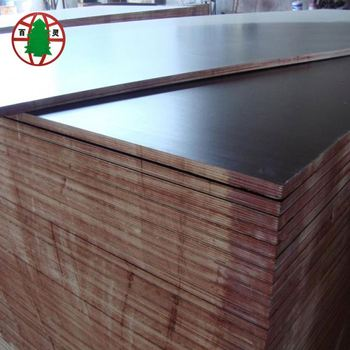 15mm 16mm 18mm Film Faced Plywood