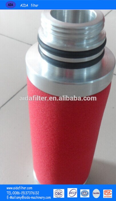 compressed inline filter NF-2A Sege compressed filter element