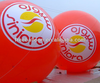 Cheap inflatable Helium balloon for event