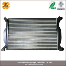 Factory OEM Microchannel Condenser For Heavy Truck Air Conditioner