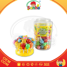 Colorful toy candy lollipop display stand