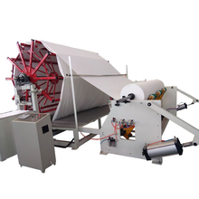 professional paper roll to sheet cutting machine from China