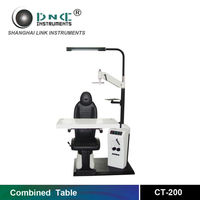 china supplier optometry equipment high quality chair and table