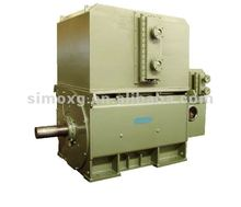 Closed squirrel cage three phase asynchrinous electric motor