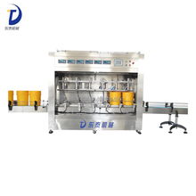 Automatic Sunflower Oil Filling Capping Machine/Sunflower Oil Production Line