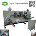 High speed toilet paper seat cover pad machine
