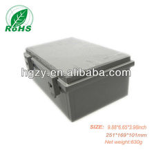 Electrical Plastic Box Plastic transparent water-proof enclosure