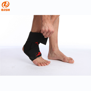 Durable ankle Compression Foot Sleeve comfortable ankle immobilizer