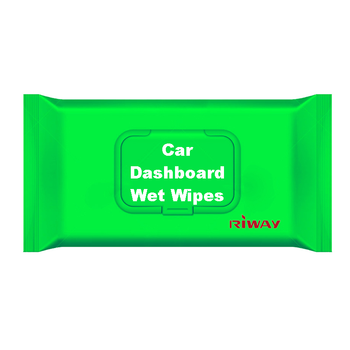Household daily use wet wipe Car Dashboard wet Wipes