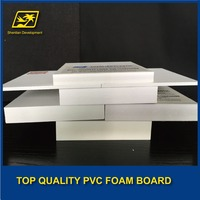 high density 4x8 partition board pvc foam board