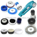 13pcs Brushes Multifunctional Power Scrubber