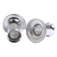 Fasteners rivets For electric wall heater covers