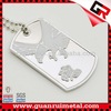 Top quality low price dog tags for decorations
