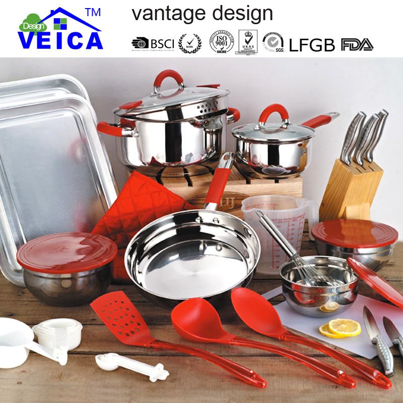 elegant cookware set