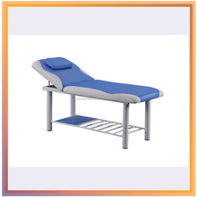 Folding single Simple table blue thermal massage facial beauty table bed