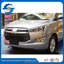 ABS Chrome Front Grille Around Trim For Innova 2016 -2017
