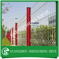 Fencing, Trellis & Gates Type and Metal Frame Material galvanized steel fence panels