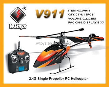 no.1-WL toy-V911 Rc Helicopter