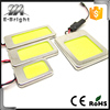 Auto T10 BA9S adapters COB 18 24 36 SMD led dome light doom light festoon led auto lamp