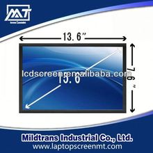 100% original replacement Laptop LED/lcd screen LP156WH3(TL)(L3) resolution 800x480 pixels lcd screen