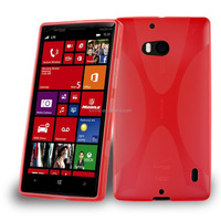Hot Sale High Quality Soft TPU X Line Phone Case Cover For Nokia Microsoft Lumia 929