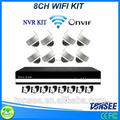 ip nvr 8ch cctv camera wifi dome camera home solar systems wifi ip camera kit P2P
