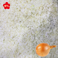 wholesales bulk high quality frozen vegetables iqf onion diced