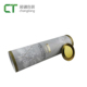Competitive price metal cover printed paper packaging cylinder gift box