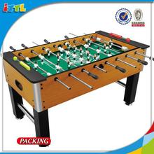 High quality foosball player plastic soccer table play a football game