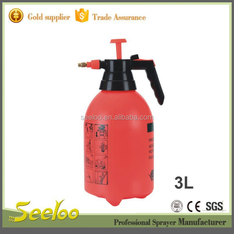 manufacturer of 1L 1.5L 2L 3L hot sale hand spray machine sprayer for garden and agriculture with lowest price