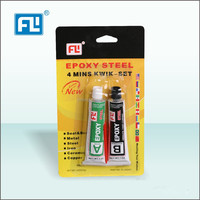 two component epoxy adheisve ,epoxy steel resin AB glue for metal plastic marble cement adhesive